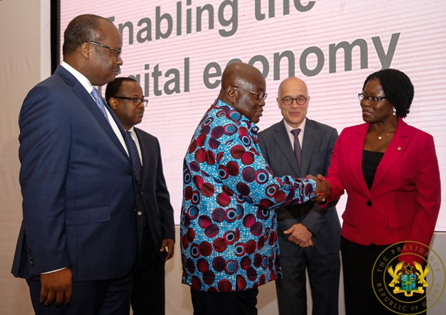 """Ghana's Digital Economy Supporting Sustained Growth"" – President Akufo-Addo"