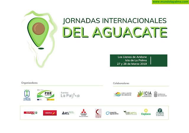 Las 'I Jornadas del Aguacate Isla de La Palma' reunirán a destacados expertos internacionales de este producto