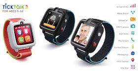 Talk, Track, Detect TickTalk 3 the most advanced kids tracker phone