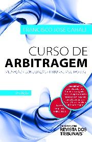 Livro: Curso de arbitragem - 8ª edição / Autor: Francisco José Cahali
