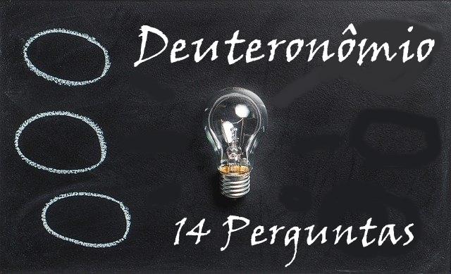 Deuteronomio 14 perguntas