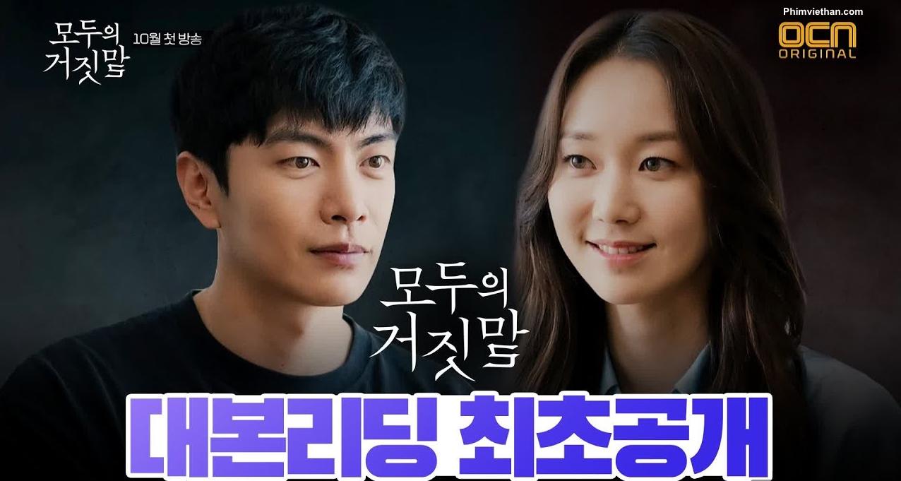 Phim ai củng dối lừa Hàn Quốc 2019