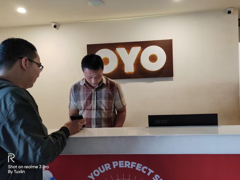 Menginap Murah ala Oyo Flagship Rooms di Amethyst Tower Jakarta