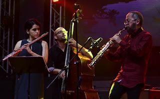 Colectivo Colombia, el jazz de Arnedo en el Teatro Colsubsidio de Bogotá - Colombia / stereojazz