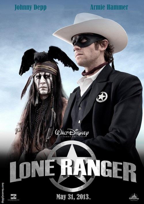Nonton Film The Lone Ranger (2013)