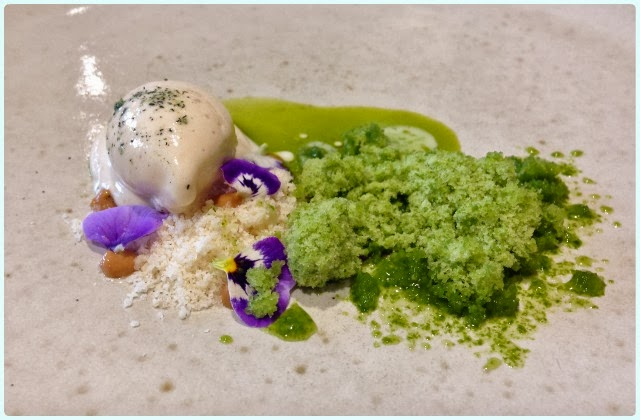 Restaurant Story, London - Almond and Dill