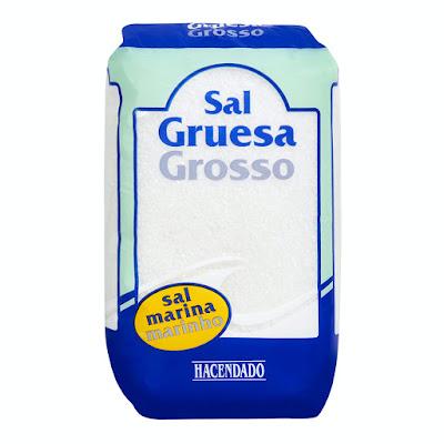 Sal gruesa Hacendado