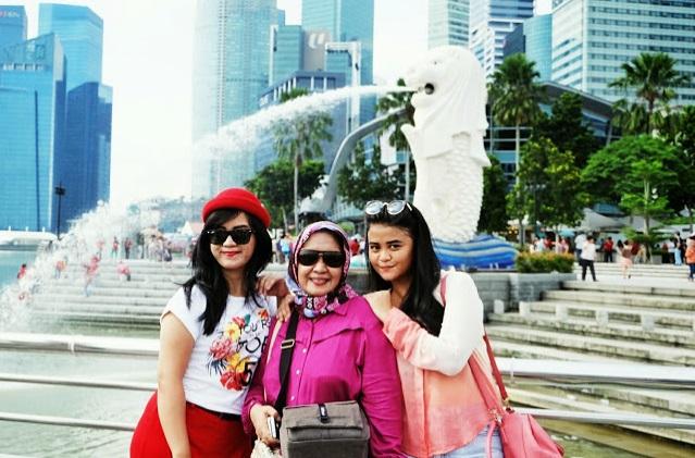backpacking ke singapura bareng keluarga