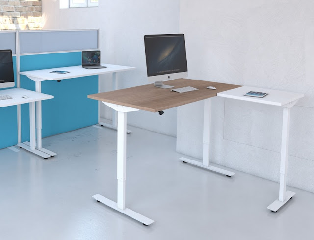 best buy standing office desk freedom furniture for sale