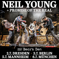 Neil Young & Promise of the Real Deutschland 2019