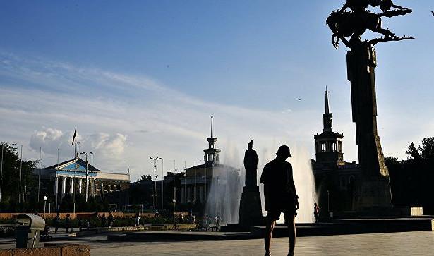 ВКиргизии сотрудники органов нацбезопасности задержали смертника