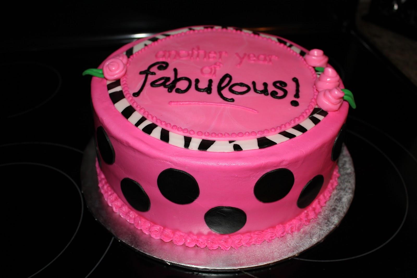 Birthday Cakes Inspirational 40th Cake Sayings A Blissful Bash Fabulous
