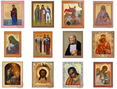 Order Original Russian Orthodox Art Online From Alipiya