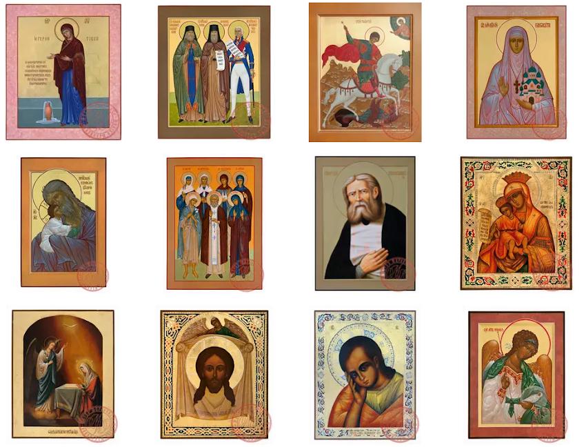 Where to buy original Russian Orthodox icons?