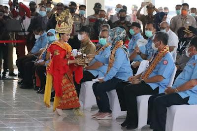 Chusnunia Harapkan Terjaganya Suasana Kondusif dan Damai di Provinsi Lampung
