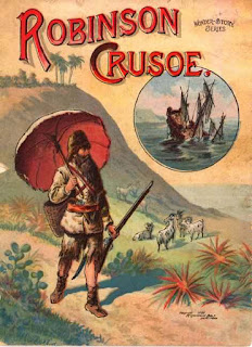 Robinson Crusoe. Focus on the text