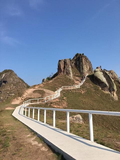 Morro do Campestre em Urubici