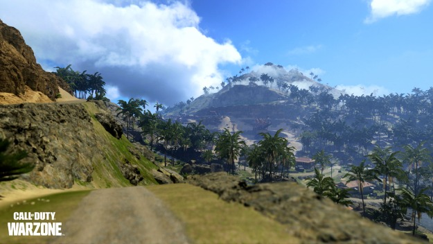 Warzone Pacific Map PIC 2