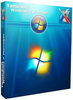 Yamicsoft Windows 7 Manager is the complete solution to optimize, tweak, repair and clean up Windows 7.