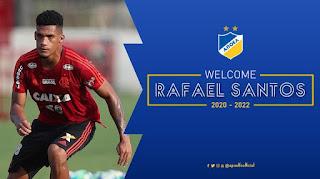 Συμφωνία δανεισμού Rafael Santos