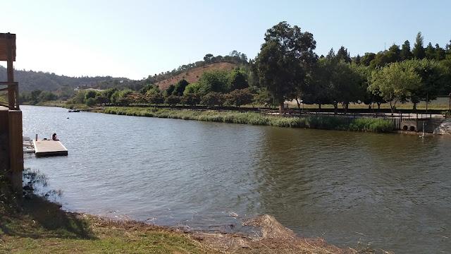 Rio Mira Maré Cheia