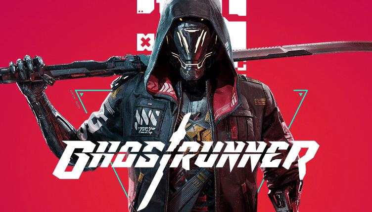 Ghostrunner Review - the cyberpunk ninja fruit on amphetamines!