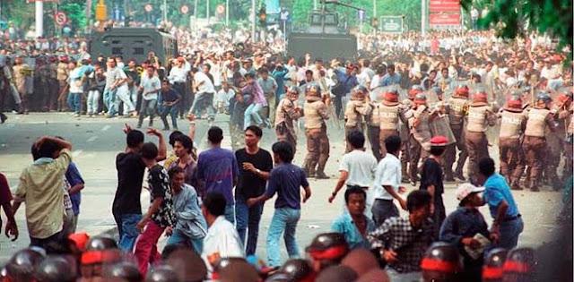 Mengenang Tragedi Kudatuli, Siaran Langsung Peristiwa Berdarah 27 Juli 1996 Di Radio Ramako