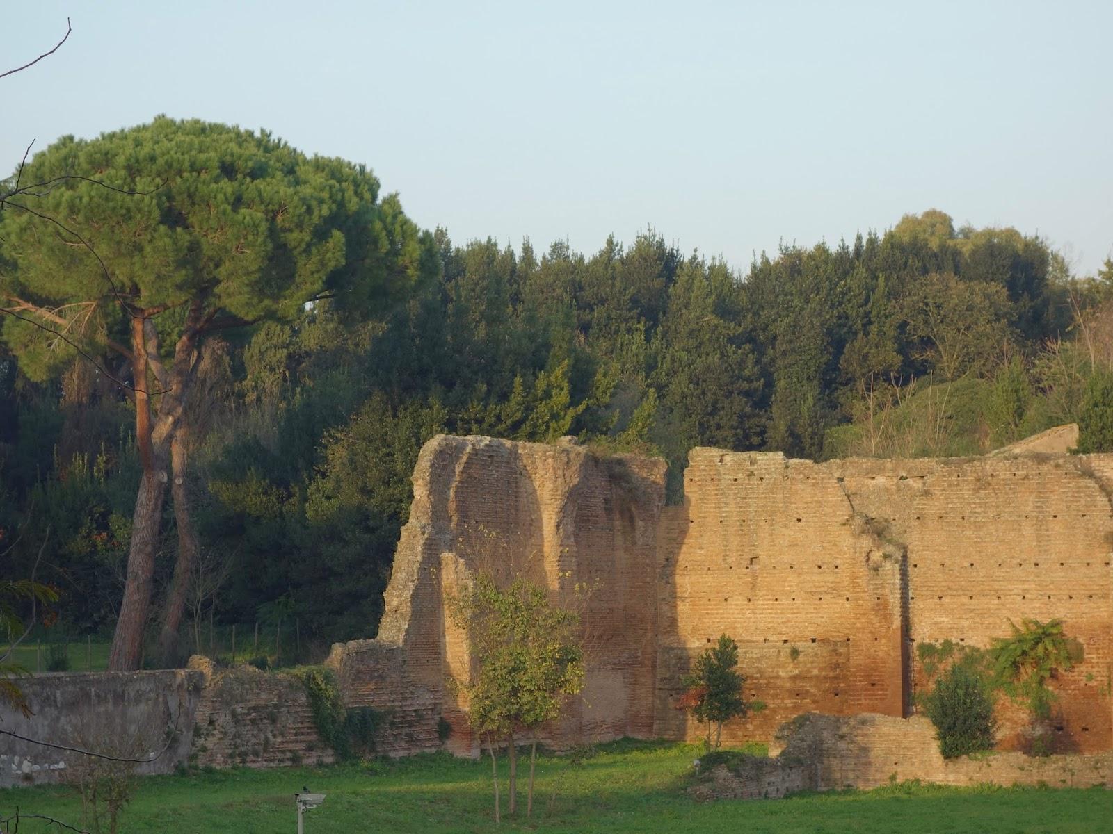 Villa Maxencio guiaderoma - A Via Appia Antiga