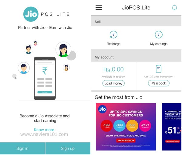 Jio Launches JioPOS app for users to earn commission by recharging numbers for other