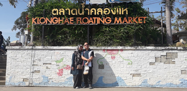 Klong Hae Floating Market