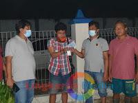 Sat Res Narkoba Polres Grobogan Menangkap Warga Semarang Di Terminal Gubug Sedang Mengambil Narkoba