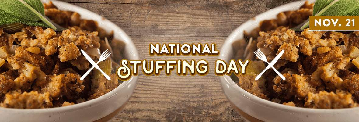 National Stuffing Day Wishes Photos