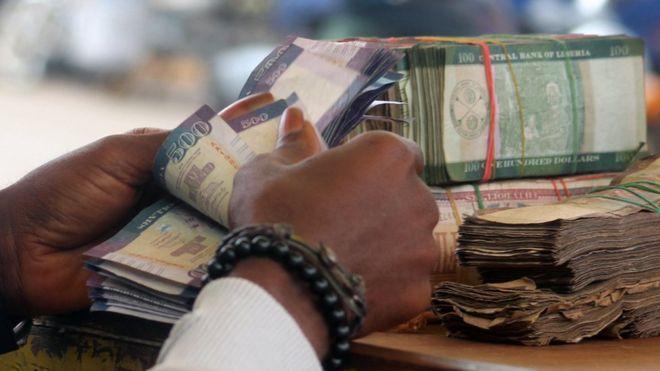 Liberia's 'missing millions': Charles Sirleaf arrested