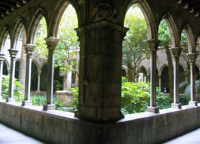 Església de Santa Anna em Barcelona