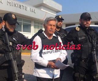 Este Jueves fue detenido el ex lider sindical de Tamsa Pascual Lagunes