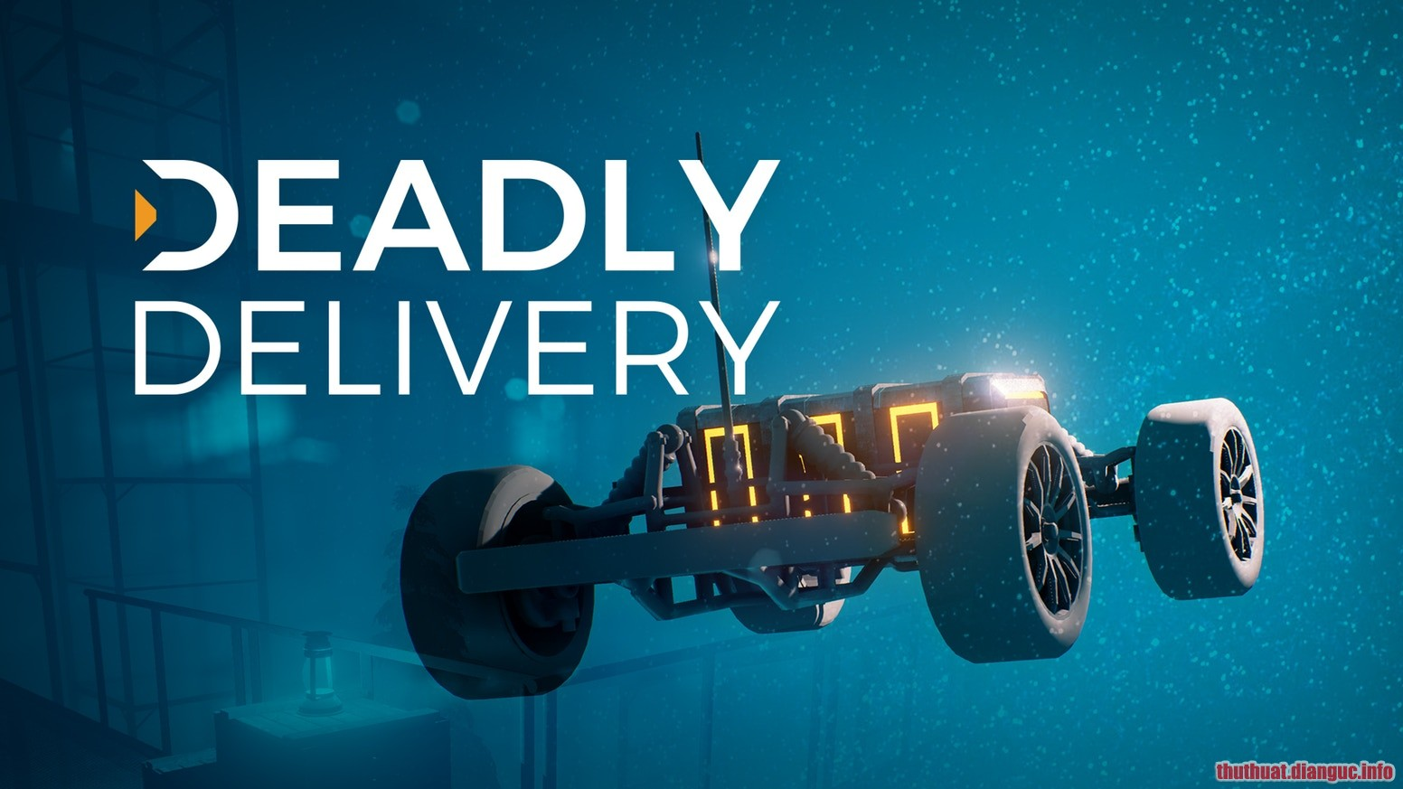Download Game Deadly Delivery Full Crack