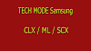 samsung printer Tech mode