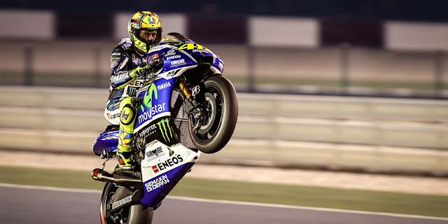 Kisah Sukses Valentino Rossi Mulai 250cc sampai 1000cc