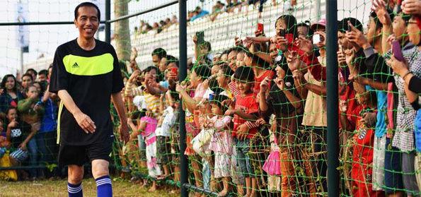 Pengamat: Khianati Rakyat! Jokowi Ajak Keluarga Ikut Dinas ke Jerman-Turki