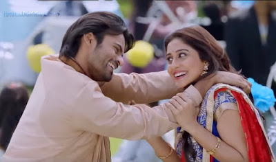 Subramanyam For Sale (2015) is an Indian Telugu action romantic comedy film directed by Harish Shankar in 2015. The film is produced by Dil Raju under the Sri Venkateswara Creations banner. It is starred by Sai Dharam Tej, Regina Cassandra in the lead roles and Adah Sharma, Brahmanandam, Nagendra Babu, Kota Srinivasa Rao, Rao Ramesh, Suman, Naresh, Tejaswi Madivada, Mast Ali, Fish Venkat, Pragathi, Prabhas Srinu, Ajay, Jhansi, Surekha Vani, Thagubothu Ramesh, Pradeep Shakthi, Narsing Yadav, Jeeva and others cast in other important characters. The film is remade in Bengali language in 2018 as Chalbaaz directed by Joydip Mukherjee under Eskay Movies production house starred by Shakib Khan and Subhashree Ganguly in the lead roles.   Sai Dharam Tej and Regina Cassandra in Subramanyam For Sale (2015) Movie   Subramanyam a money mined person is ready to do any works in exchange of money stays in the USA and sometimes do any part time jobs. Seeta an Indian parent's dead girl comes to USA to her boyfriend running away her marriage ceremony. But her boyfriend cheats her. Subramanyam gives her a job in the restaurant as the head cook where he works. But during her sister's marriage in India, she requests him to go to India. Subramanyam accepts the proposal in exchange of one lac per day. But her family members misunderstand them considered as married couple. Subramanyam took about fifty lac rupees as loan from a local villain Govind and went to USA. He has sent enough money to him. But his step mother spends all. So, Govind forces him to marry her sister or he will take the money with interest. One day Seeta's uncles, aunties and other members can know the news from B.M Buji and Govind that Subramanyam and Seeta did not get married. He is engaged with Govind's sister. But Subramanyam understand that Chintakaya has told all to them. So, he and Seeta tell the entire truth. After that Seeta visits USA. After one week, Subramanyam also comes to USA and meets Seeta. Seeta asks about his wife but he replies that Govind's sister Durga has broken the marriage.   Sai Dharam Tej and Regina Cassandra in Subramanyam For Sale (2015) Movie   One point is very important here that Subramanyam always has tolerated and thought about his sister's marriage though she is his step sister. But he has thought always her as his own sister. Not only his sister but also, he has thought his step mother as his own mother. But he never got a little love from his step mother. Her step mother has always seen him as step son and spent monies sent from him. But at last, before getting married with Durga, she understands her mistake that Subramanyam is getting married only for his mother, if he gets married with Durga, his sister's marriage also will be done. So, he is ready to take any risk even to leave his love.   Sai Dharam Tej and Regina Cassandra in Subramanyam For Sale (2015) Movie   In the movie, there are comedy, tragedy, romance even action scenes. The most valuable thing is here is emotion in every scene. Regina Cassandra has performed perfectly and Sai Dharam Tej jas also performed well.  As a commercial movie, you will like it. But on the perspective of narrative, it is similar to other cinema and common story styles as other former Telugu cinema.     Watch the full movie 'Subramanyam For sale' (2015) here...    (