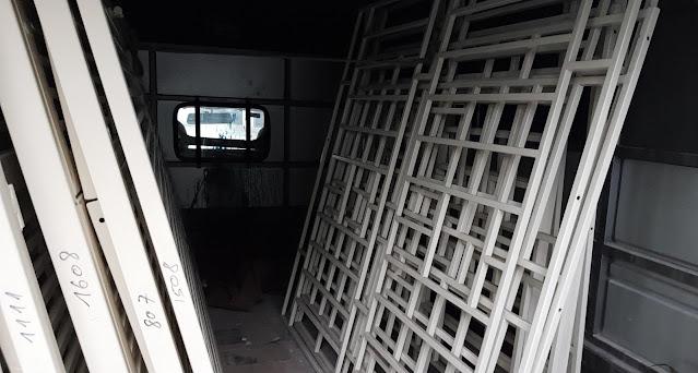 Làm cửa sắt chung cư tại chung cư Tecco Diamond