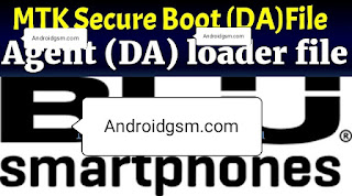 How To Download BLU MTK Secure Boot Agent (DA) Unlock loader Tool Latest Update 2020 Free Password To AndroidGSM