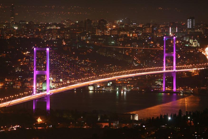 Dünyanın En Güzel Köprü Manzaraları