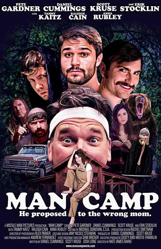مشاهدة مشاهدة فيلم Man Camp 2019 مترجم