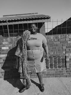 South african plus size blogger, plus size blogger style, plus size leopard print coat