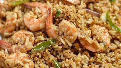 resep nasi goreng udang