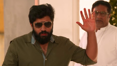 Nivin Pauly Moment & Action HD Photo In Richie Movie
