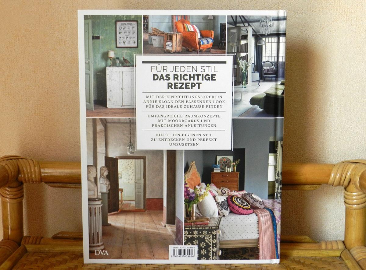 Buchsichten: [Rezension] Annie Sloan - Das grosse Wohnideenbuch