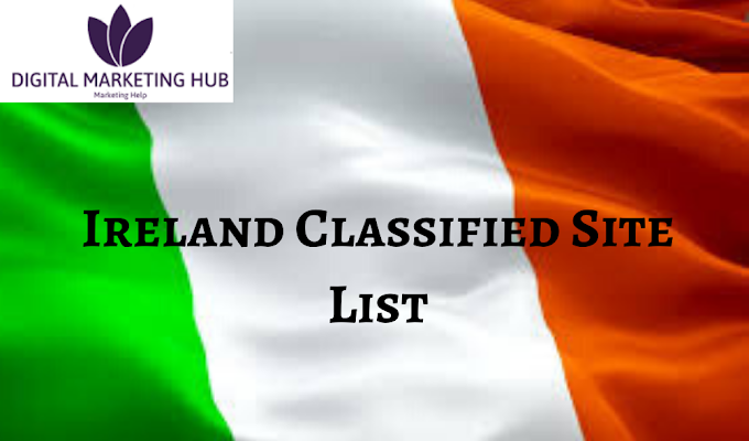 Top 30+ Ireland  Free Classified ad Sites List | Ireland  Best free Classified Sites