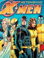 Assistir Marvel Knights: Surpreendentes X-Men Online